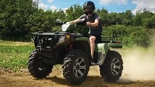 7. Introducing: The Beast - Lifted Polaris Sportsman 800 EFI