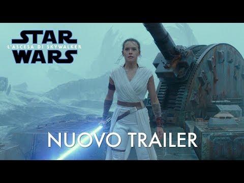 Preview Trailer Star Wars: L'ascesa di Skywalker, trailer ufficiale italiano