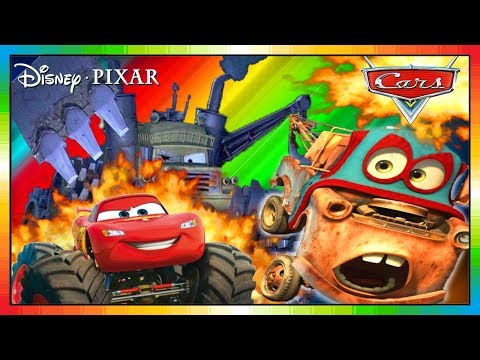 Cars FRANCAIS ★ Cars En FRANCAIS ★  Monstre Camion ★ Complet Mini Film Movie ★ Cars 3 Arrivant 2017