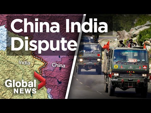 The India-China border dispute, explained