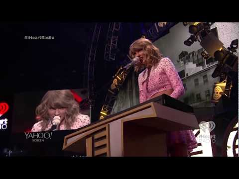 Taylor Swift – Love Story (Live from the 2014 iHeartRadio Music Festival)