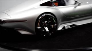 Model 777 Mercedes-Benz AMG Vision Gran Turismo Concept