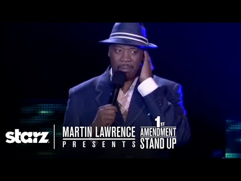 Martin Lawrence 1st Amendment Stand Up: Courtney Gee