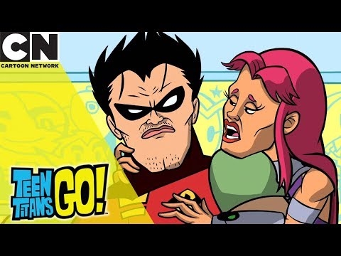 Teen Titans Go! | How to Get Serious | Cartoon Network