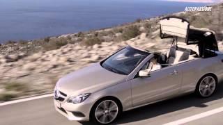 Mercedes E-Klasse Coupe si Cabrio isi schimba tinuta