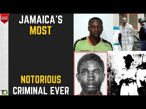 Jamaica's 9 MOST WANTED Men EVER! - Teach Dem