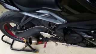 3. 2013 Triumph Daytona 675/ Motorcycle Review