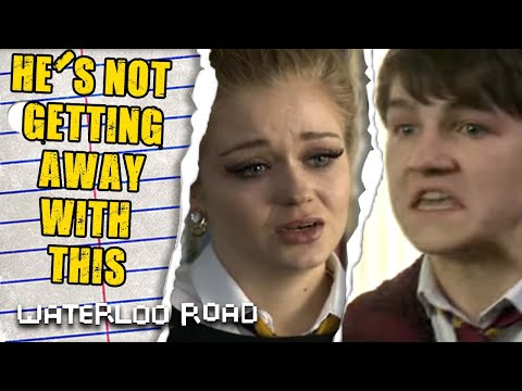 Dynasty Reveals a Secret to Kevin: Waterloo Road