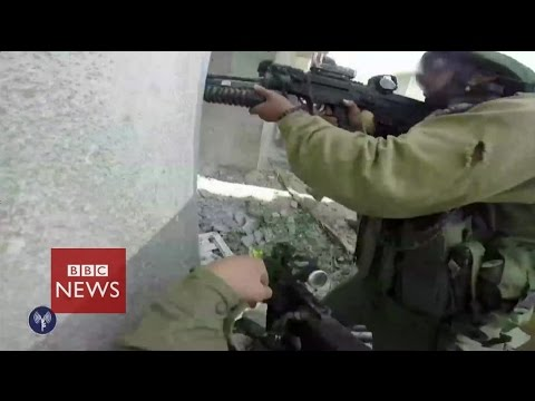 israel - Former Israeli National Security Advisor Jacob Amidror tells BBC that Israel might be forced to reoccupy Gaza if Hamas continues to fire rockets across the border. This video was made on 30/07/201...