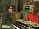 sesame street - : Billy Joel And Marlee Matlin Sing Just The Way You Are