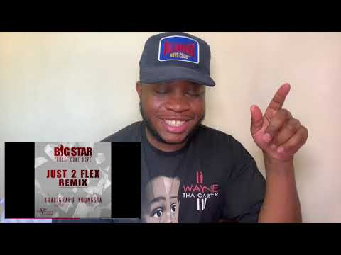 Big Star - Just 2 Flex (Remix) [Feat. Zoocci Coke Dope, Khaligraph and Youngsta] | Reaction Video