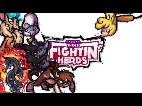 Them's Fightin' Herds - Title Theme
