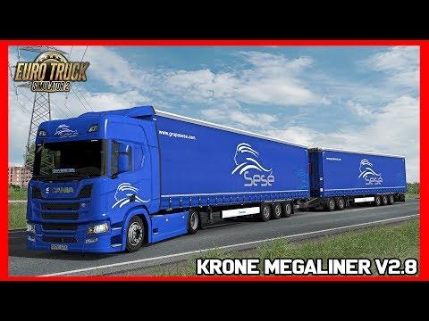 Krone Mega/Coil Liner by Sogard3 v3.2