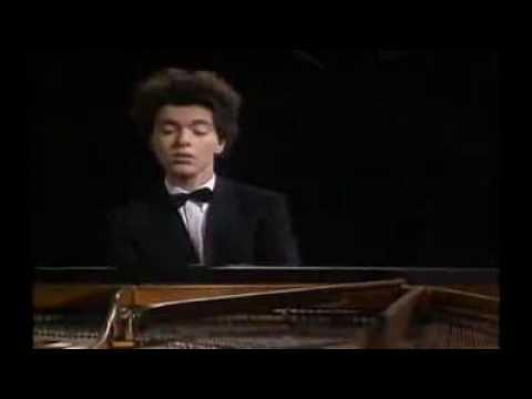 Evgeny Kissin Schubert Liszt Erlkonig