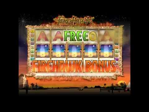 Firehawk slot game by NextGen Gaming