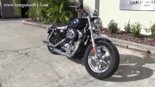 7. Used 2012 Harley Davidson XL1200C Sportster Custom