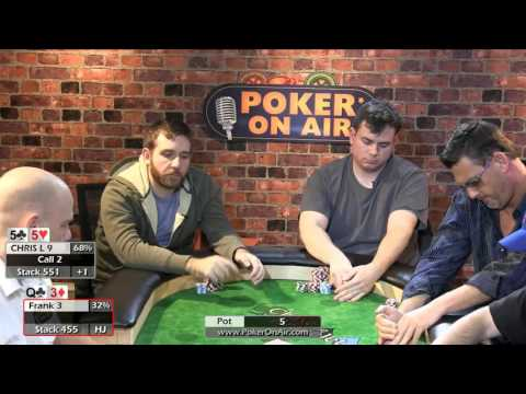 S2G2P3 RCP Rubber City Poker On Air Season 2   1 2 No Limit Cash Game