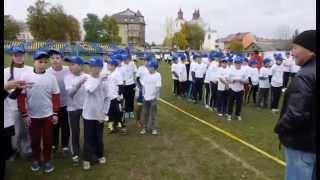 Відкритий урок футболу у Богородчанах, 22.10.2015