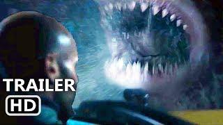 Video THE MEG Official Trailer (2018) Jason Statham, Giant Shark Movie HD MP3, 3GP, MP4, WEBM, AVI, FLV Mei 2018