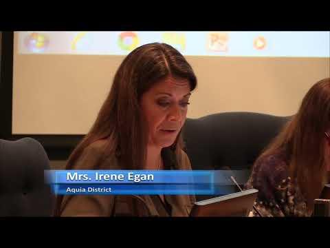 SPECIAL School Board Meeting | October 24 , 2017 | Stafford County Public Schools [CC]