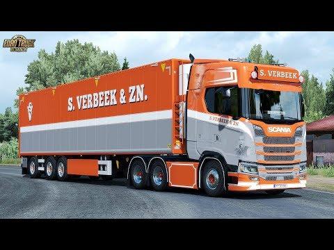 S. Verbeek & Z.N. Robbie Williams skin v1.0.0