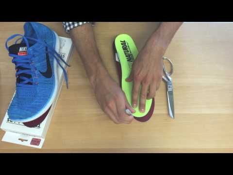 How to Trim Your Insoles