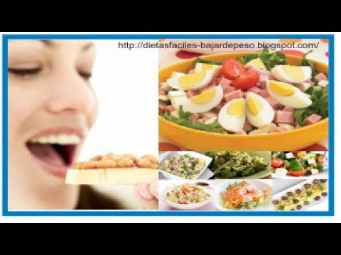 Dietas para adelgazar -  Que comer para adelgazar  7 alimentos para comer y bajar de peso