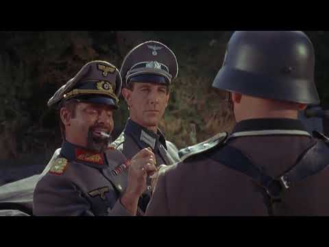 Which Way to the Front - Password - Jerry Lewis Comedy Movie Scene