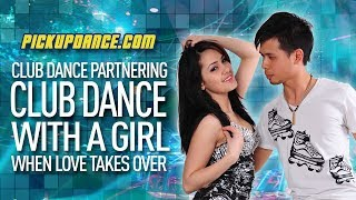Club Dance Lesson - How To Grind And Do Partnering Moves - YouTube