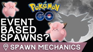 FULL MOON CLEFAIRY HUNT - SPECIAL EVENT SPAWNS IN POKÉMON GO by Trainer Tips