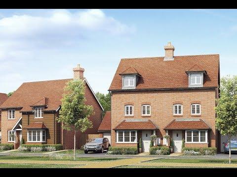 Barratt Homes - Bishop Park, Henfield