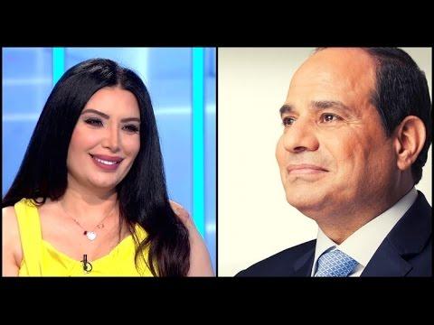 عبير صبري: السيسي نور عينينا ونعمل أي حاجة علشانه
