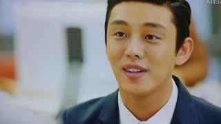Yoo Ah In Cameo in Descendants of the Sun 태양의 후예 Episode 13