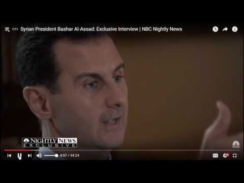 Video Body Language: Bashar al-Assad download in MP3, 3GP, MP4, WEBM, AVI, FLV January 2017