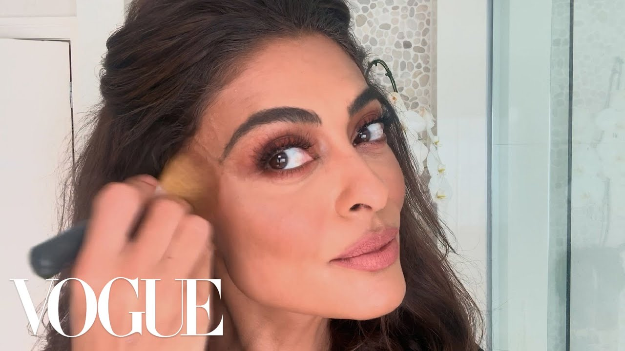 Juliana Paes's Everyday Bombshell Beauty Look
