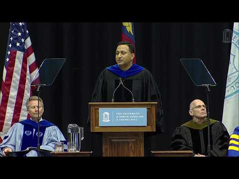 Ramesh Raskar: UNC-Chapel Hill Convocation Speaker | 2019