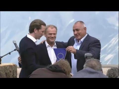 Die neue österreichische Ratspräsidentschaft löst  ...