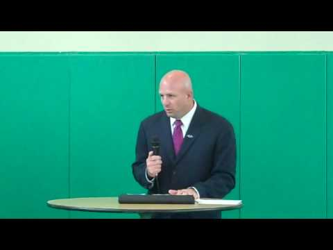 York Kleinhandler's Address to the Rockland County Tea Party, Part 1