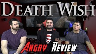 Video Death Wish Angry Movie Review MP3, 3GP, MP4, WEBM, AVI, FLV Juni 2019