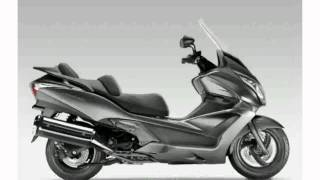 1. 2010 Honda Silver Wing Base -  Transmission Info