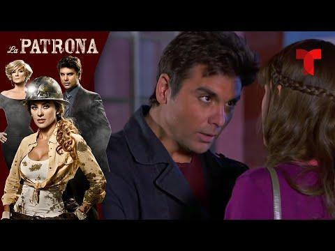 La Patrona / Capítulo 8 (1/5) / Telemundo