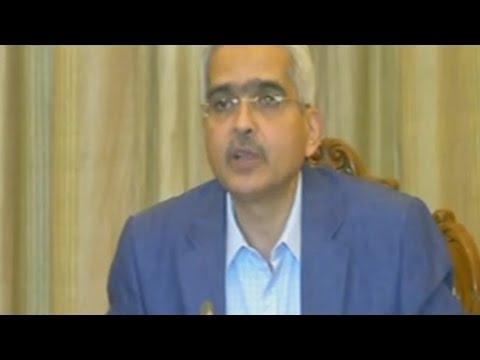 Shaktikanta Das Addresses Media On Demonetizaton