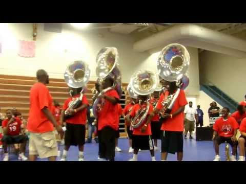 tuba - click on HD for better quality. Dallas vs Houston Tubas.