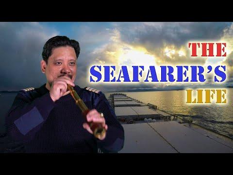 Can You Live the Seafarer's Life?     Youtube NextUp 2019   Chief MAKOi