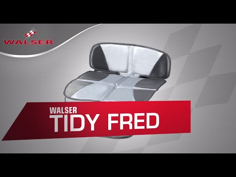 WALSER Produktvideo 12144 Tidy Fred Kindersitzunterlage