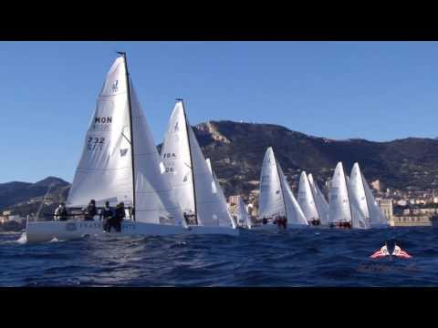 Monaco SportsBoat Winter Series Act4 day4