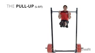The Pull-up (L-Sit)
