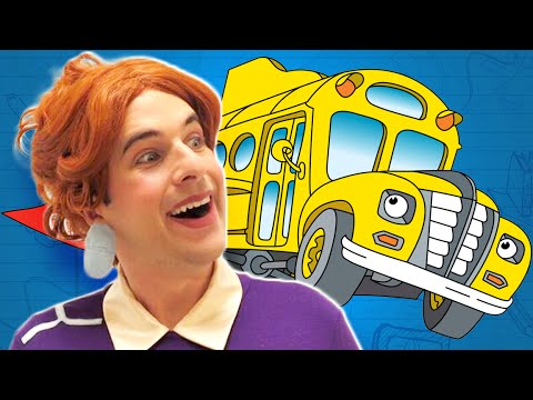 ADULT MAGIC SCHOOL BUS (видео)