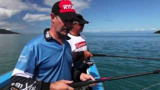 How to catch fish on poppers