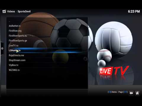 XBMC GUIDE – Stream Sports, Movies and much more – Windows – Mac – Android